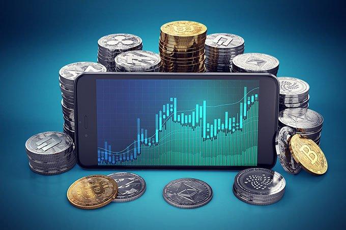 qual è la differenza tra il forex e bitcoin